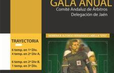 Los árbitros de Jaén homenajearán en su gala anual a Hernández Labella