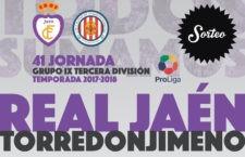 Sorteo de dos entradas para asistir al Real Jaén – UDC Torredonjimeno