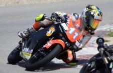 Jesús Torres vuelve a demostrar su dominio en el Kart Center Campillos de Málaga