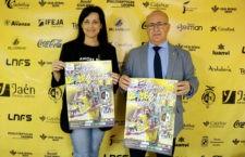 El Jaén Paraíso Interior FS presenta su campaña de abonados 2018-19