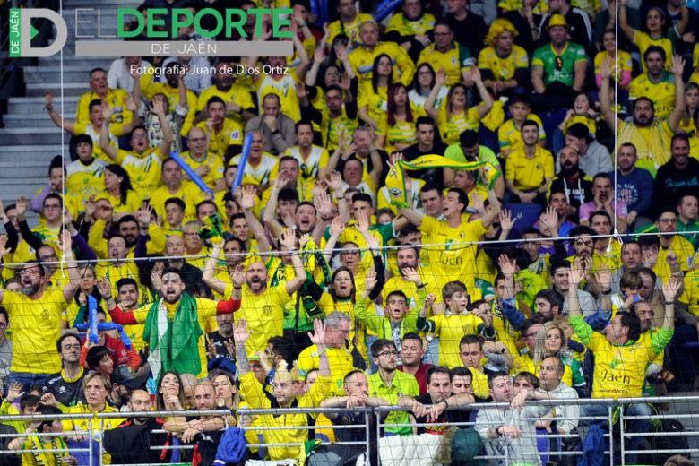 La LNFS premia al Jaén FS con el Trofeo a la mejor afición de la temporada