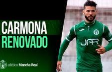 Álex Carmona continuará en el Atlético Mancha Real