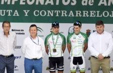 José Luis Carrasco, campeón andaluz en Bélmez de la Moraleda