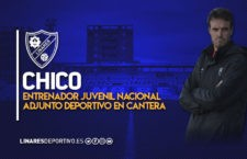 Chico se convierte en el entrenador del equipo Juvenil del Linares Deportivo