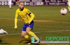 Choco ficha por el Real Jaén