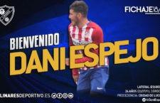Dani Espejo se incorpora al Linares Deportivo