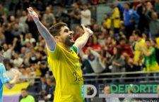 Dani Martín continuará en el Jaén FS dos temporadas más