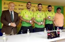 """Dídac, Boyis y Chino, en su despedida: """"ser jugador de Jaén es algo especial"""""""