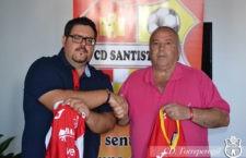 El CD Santisteban será el filial del CD Torreperogil