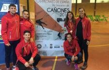 El GEV de Villacarrillo se proclama campeón de España en descenso de cañones