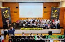 El fútbol provincial fue reconocido en los XX Premios 'Juego Limpio'