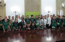Reyes recibe al Jaén Rugby tras su ascenso a División de Honor 'B'