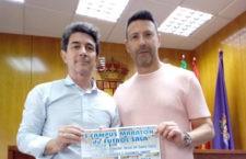 Jaén acogerá la próxima semana el I Campus Maratón Fútbol Sala a beneficio del comedor social de Santa Clara
