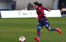 María Alharilla renueva su compromiso con el Levante UD
