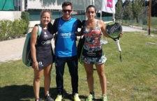 Marta Porras sigue en el Valladolid Open 2018; Luque cae en la previa