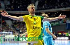 Mauricio seguirá en el Jaén Paraíso Interior FS dos temporada más