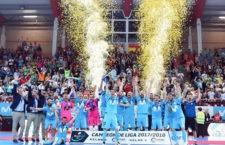 Jaén Paraíso Interior se verá las caras nuevamente con Movistar Inter en la Supercopa de España