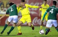 Nacho Díaz se marcha cedido del Villarreal CF al CD Calahorra