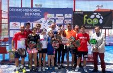 Alcaudete celebró el ABS 3000 X Memorial de pádel Francisco Tomás García