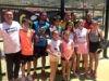 El Club de Pádel Los Villares acogió el Open de Menores y Absoluto 500 de la FAP