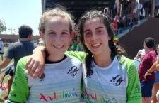 Tres integrantes del Jaén Rugby participaron con Andalucía en el Nacional de Selecciones Territoriales sub'16