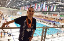 Martínez Tajuelo consigue cuatro platas en Berlín