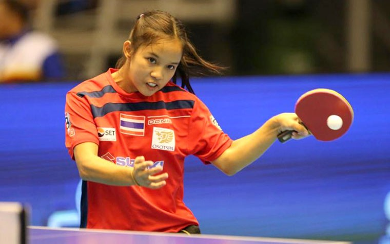 Orawan Paranang, jugadora del TM Linares