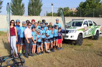 La Escuela de Ciclismo Bujarkay-Triki Beltrán clausura un ilusionante segundo curso