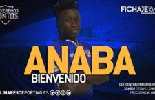El Linares Deportivo ficha al ghanés Anaba