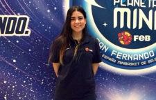 La linarense Mª Ángeles García participará en las Jornadas de Tecnificación Arbitral de la FEB