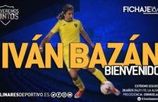 El Linares Deportivo incorpora en ataque a Iván Bazán