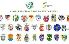 La Copa Presidente Diputación de fútbol ya tiene a sus 32 aspirantes