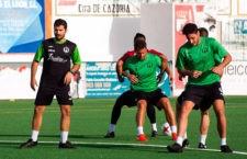 El Atlético Mancha Real realiza su primer entrenamiento de pretemporada