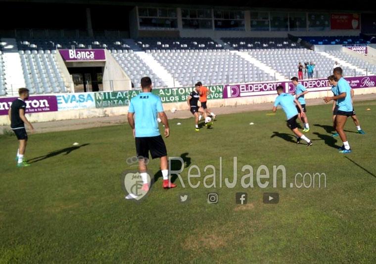 El Real Jaén arranca su pretemporada