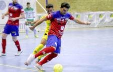 Fede Díaz no continuará la próxima temporada en el Mengíbar FS
