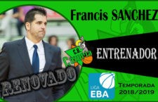 Francis Sánchez seguirá al mando del CB Cazorla en EBA