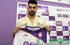 Fran Hernández, primera renovación del Real Jaén