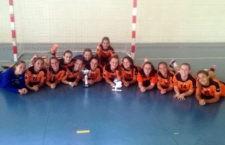 El GAB Jaén se impone en el V Torneo Nacional Balonmano Femenino 'Victoriano Muñoz'