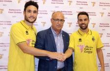 Míchel e Íker López, presentados como nuevos jugadores del Jaén FS