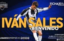 Iván Sales firma por el Linares