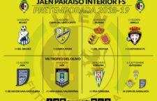 El Jaén FS proyecta un apretado calendario de amistosos