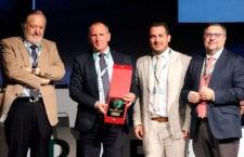Jaén FS y CD Torreperogil recibieron el reconocimiento de la RFAF