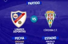 El Córdoba CF de Segunda División visitará Linarejos en pretemporada