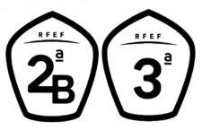 La RFEF publica los nuevos logotipos para Segunda División B y Tercera División