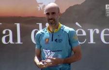 José Luis Hinojosa 'Marchu' vuelve al podio en el Mundial de kilómetro vertical