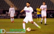 Pedro Beda firma por el Linares Deportivo