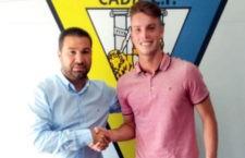 Pekes se marcha del Linares Deportivo para firmar por el Cádiz 'B'