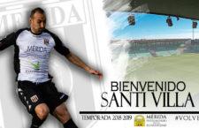 Santi Villa continuará en el Mérida