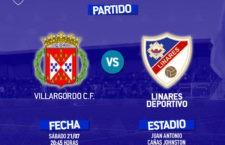 El Linares Deportivo anuncia amistosos en Villargordo y Úbeda