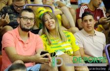 La afición en La Salobreja (Jaén FS – Valdepeñas FS)